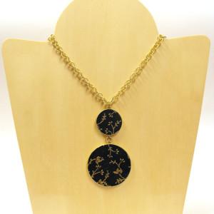 """Simona Maiolino bijoux in legno - Collana """"Luxury"""""""