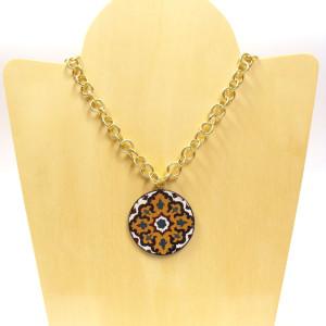 """Simona Maiolino bijoux in legno - Collana """"Marrakech"""""""